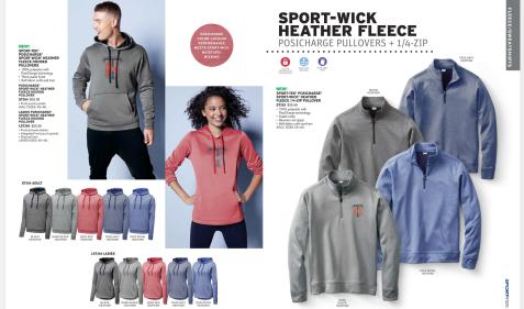 Sport-Tek® Fleece