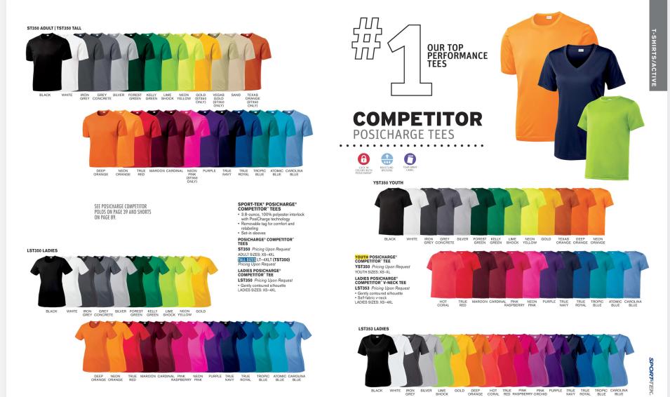 Sport-Tek® Competitor